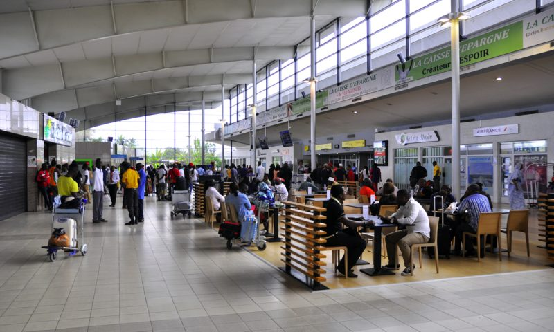 Pictures Gallery F 233 Lix Houphou 235 T Boigny Abidjan Airport