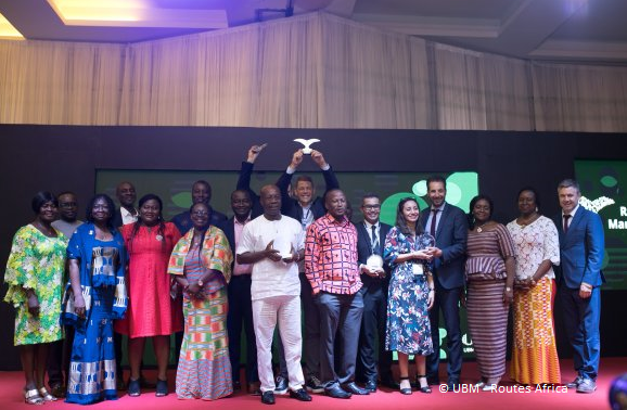 "Abidjan won the Marketing Award in the category ""Under 4 million pax"""